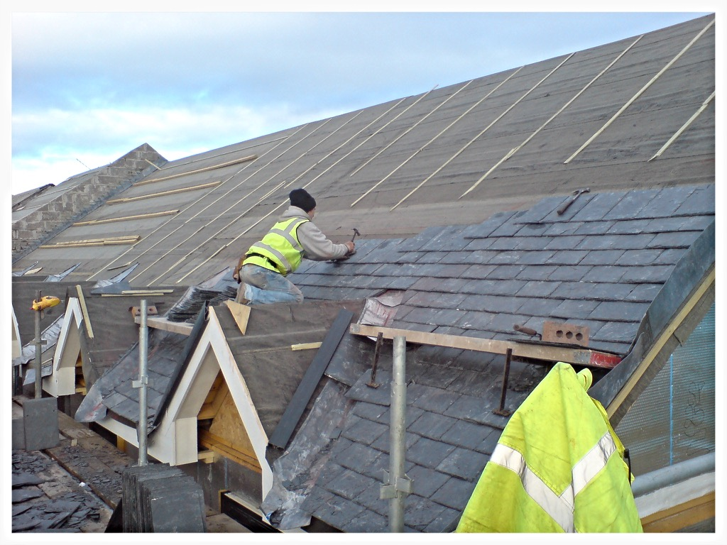 Dm Duncan Amp Son Roofing Specialist Roofer Corstorphine